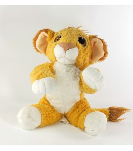 Peluche Le roi Lion Simba Disney Classic 42 cm Authentique