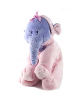 Lumpy Peluche doudou Pyjama rose Disney Nicotoy 24 cm 587/1885