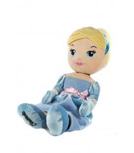Peluche Doudou poupee Princesse Cendrillon Ariel Cinderella 45 cm Disney Nicotoy PTS SRL