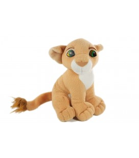 Peluche Nala Le Roi Lion 20 cm Authentic Disney Lion King Mattel 1993