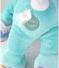 Peluche Mickey DISNEY STORE lapin de Paques oeuf vert bleu turquoise 42 cm année 2015