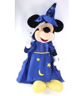 A SAISIR !! XXL - Peluche Geante - Mickey Magicien Fantasia - Disney 75 cm