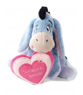 Peluche doudou Bourriquet Coeur Someone Special Disney Nicotoy 23 cm 587/9665
