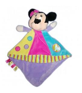 Doudou plat Minnie mauve Elephant Disney Simba 587/9759
