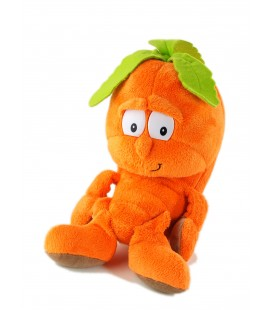 Peluce doudou Carotte orange 25 cm Goodness Gang TCC