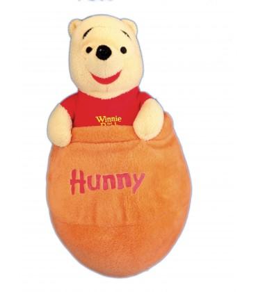 Peluche Winnie L Ourson Hunny Pot De Miel Disney 30 Cm