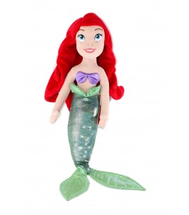 Peluche Doudou Ariel La Petite Sirene Disney Store 52 cm