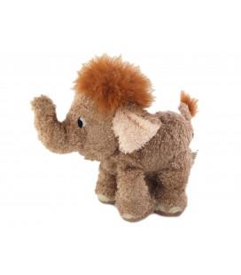 Peluche doudou Dumbo marron glace 16x18 cm Disney Store