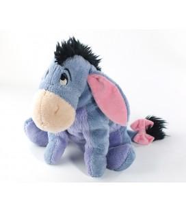 Peluche doudou Bourriquet Disney Store Exclusive 20 cm Crinière bleue