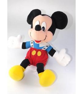 Vintage - Peluche Mickey Disney Mattel 35 cm Bretelles M