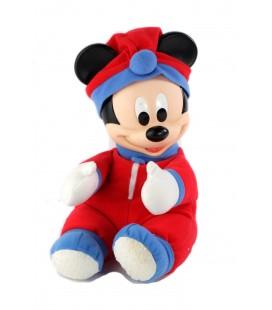 Vintage - Peluche Mickey Disney Mattel 30 cm
