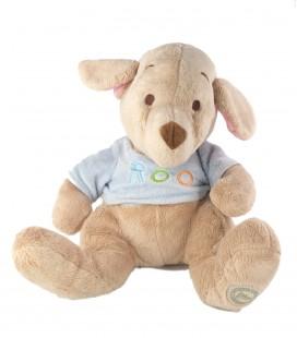 Doudou peluche Kangourou Roo Winnie 26x40 cm Disney Store