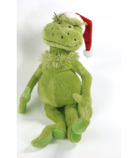 Peluche Dr Seuss La Grinch 2008 Manhattan Toys