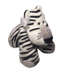 Peluche doudou Zebre Teddy Kompaniet 20 cm