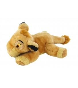 Peluche doudou Simba le Roi Lion 20 cm Disney Store