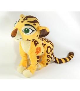 Peluche doudou Le roi Lion Guard Fuli 30 cm Disney Nicotoy 5871453