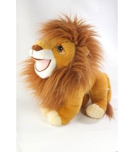 Peluche Simba LE ROI LION 40 cm Disney Classic Authentic