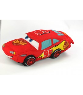 Doudou Peluche Cars Disney Pixar Flash McQueen 30 cm