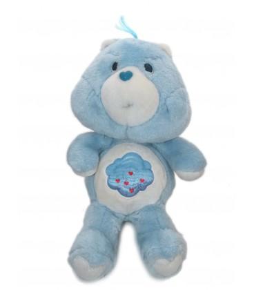 Peluche Bisounours Care Bears Grosdodo Bedtime Bear Lune Étoile JEMINI 32 Cm