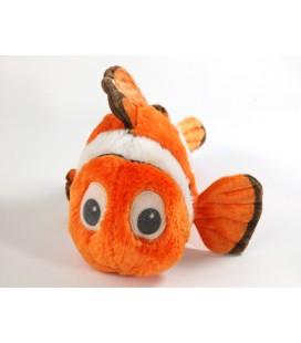 Peluche doudou Nemo 22 cm Disney Store Disneyland