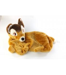 Peluche doudou SANS Bouillotte Faon Bambi 35 cm Sanodiane