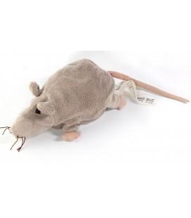 Peluche Doudou Rat Souris grise - Minnen Katta - IKEA 22 cm