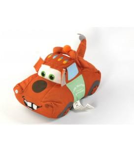 Doudou Cars voiture depaneuse 16 cm Disney Nicotoy