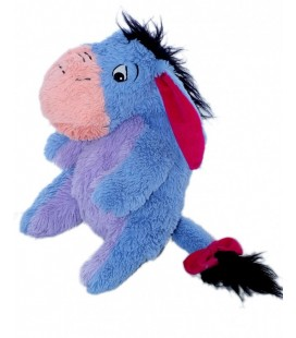 Peluche doudou Bourriquet Disney Longs poils 35 cm Disneyland Paris