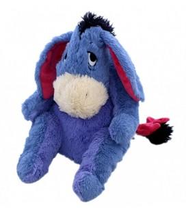 Peluche doudou Bourriquet Disney Longs poils Disney Nicotoy H 30 cm