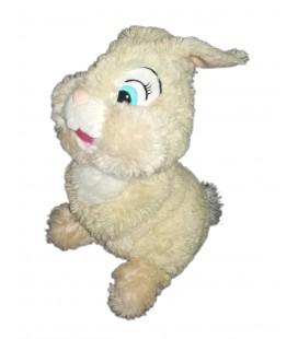 Peluche Miss Bunny Lapin Disneyland Paris 26 cm