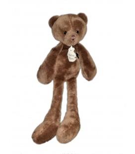 Histoire d Ours Peluche doudou ours marron brun sweety MM 40 cm