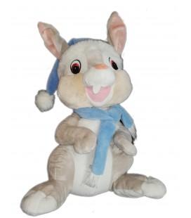 Grande peluche xxl PanPan 60 cm Bonnet echarpe Disney Nicotoy