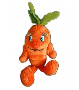 Peluche Doudou Lidl Carotte orange 30 cm Delta Sport