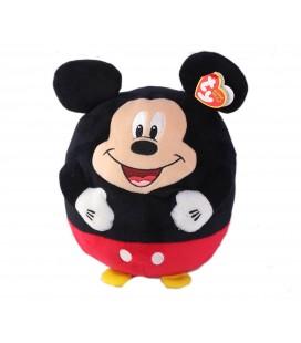 Peluche doudou Mickey Boule ballon TY 26 cm