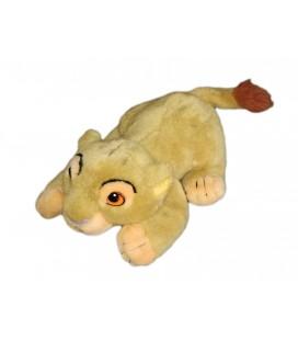 Doudou peluche Le roi Lion Nala Kovu Simba Walt Disney Disneyland Paris 25 cm