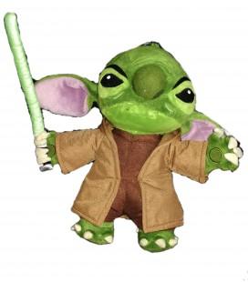 Peluche Maitre Yoda Star Wars Lilo Disney Disneyland Paris 25 cm