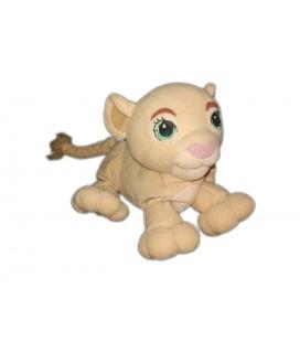 Doudou peluche LE ROI LION - Nala - 14 x 22 cm Disney Hasbro