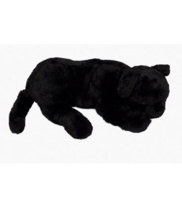 Doudou peluche PaNTHERE noire HISTOIRE D'OURS 40 cm + queue