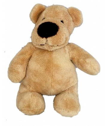 Doudou OURS marron NICOTOY The classic Collection 21 cm