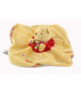 Doudou plat Winnie Disney Baby Nicotoy - Abeille - 587/0865