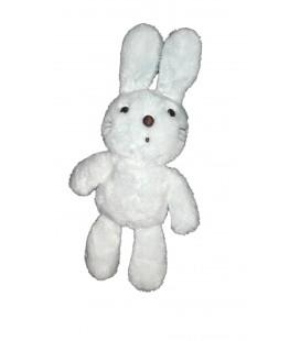 Doudou Lapin blanc Baby Gap 27 cm Peluche Babygap