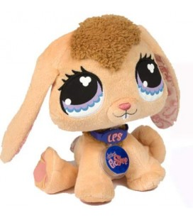 Hasbro - Littlest Pet Shop - 64063 - 639891481 - Petshop Vips - Vague 2 - Lapin