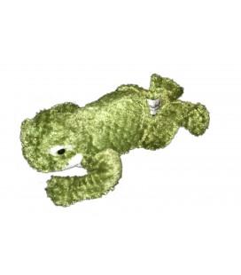 Peluche doudou Grenouille Verte Anima 22 cm