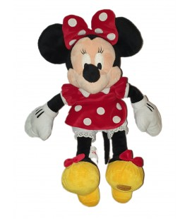 Grande peluche Minnie 42 cm Disney Store Exclusive Original Authentic