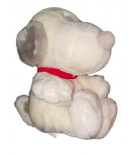 Peluche doudou Snoopy 22 cm Jemini Peanuts