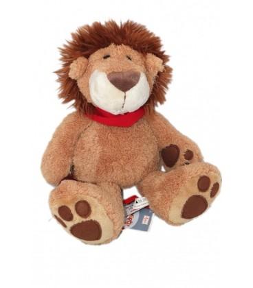 Doudou peluche LION beige marron SIGIKID 35 cm La¶we Baby Comforter plush