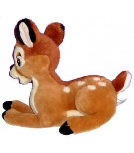 Peluche doudou BAMBI Disney Nicotoy 24 x 30 cm