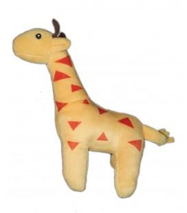 Doudou Girafe orange Zeeman 22 cm