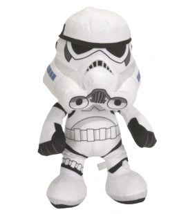 Disney Peluche Storm Trooper Star Wars - 30 cm Nicotoy
