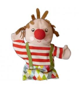 Doudou marionnette Clown Ikea chez vous